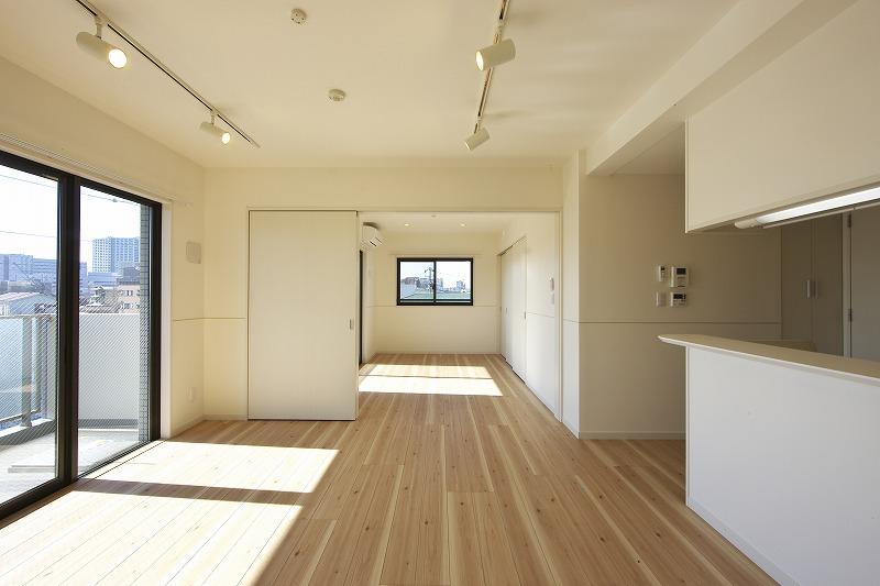 賃貸集合住宅 RC3階 15所帯