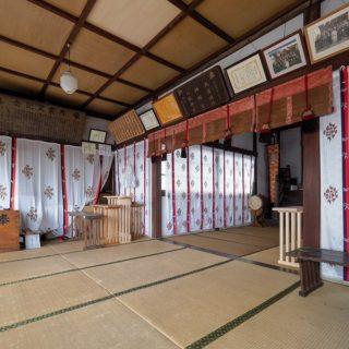 川崎の地元神社のフルリノベーション