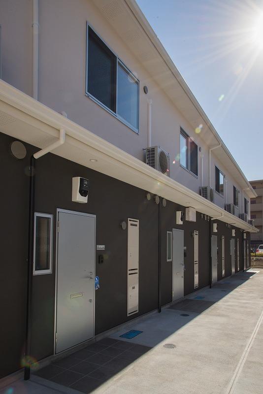 ワンちゃんと共生できる賃貸住宅