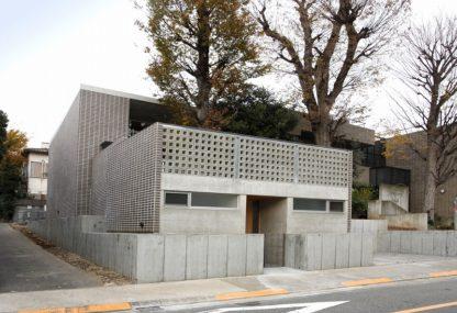 大きな欅の家