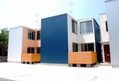 規格型の戸建賃貸住宅『ユニキューブ』